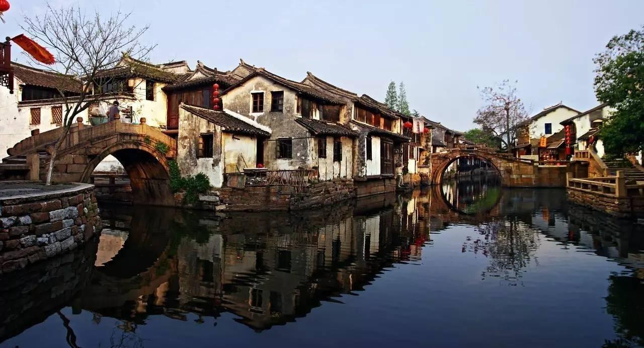 苏州周庄古镇旅游