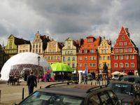 慢步弗罗茨瓦夫旧市