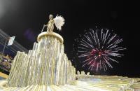 巴西欢乐嗨春节,换个国度开怀大笑