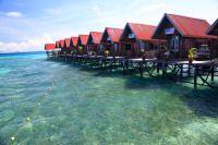 马布岛临风看海听雨的日子