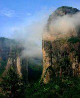 庐山踏峰观瀑之旅