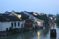 天青色等烟雨,乌镇、西塘在等你