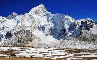 穿越尼泊尔冰峰,徒步喜马拉雅圣洁雪山第一篇