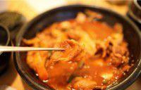 韩国首尔深度游之宏大韩食馆