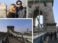 多瑙河上的丝巾  链子桥