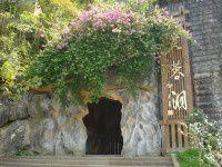 芙蓉洞-----斑斓辉煌的地下艺术宫殿