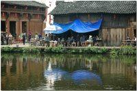 兰溪诸葛八卦村--旧片游记2006.5