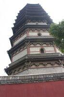 2010年9月石家庄行之十一----正定天宁寺凌霄塔