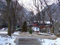 一个人拜访古都西安(第三天:冬季独上华山)