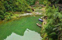 浙江温州——楠溪江一日游。