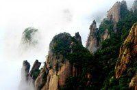 云雾里的秀美之约——庐山三清山试镜