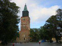 参观图尔库大教堂