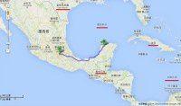 墨西哥之行——路上