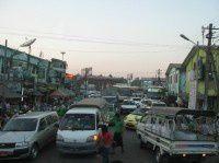 缅甸的长途汽车(二)