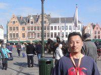 2014荷比盧之旅-18 布魯日遊運河