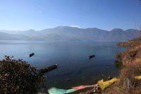 泸沽湖跨年之旅:泸沽湖畔感受慢时光