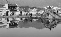 中国画里的乡村--宏村旅游攻略