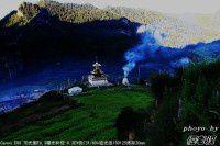 青海云游 ——D3扎尕那-花湖-九曲黄河第一湾【原创-摄影】