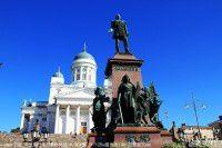 北欧四国游D2 ——赫尔辛基-图尔库-维京号邮轮【原创-摄影】
