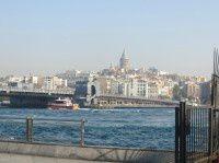 伊斯坦布尔游记十八加拉太塔