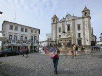 葡萄牙古城埃武拉