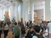 伦敦大英博物馆十